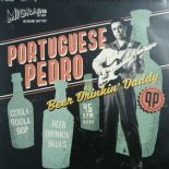 "7"" ✦PORTUGUESE PEDRO ✦ ""Beer Drinkin' Daddy"" Great Rockabilly Stuff. Hear♫"